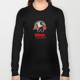 Scarlet Witch Long Sleeve T-shirt