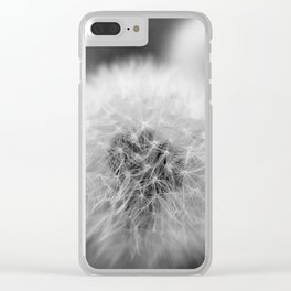 Blow! Clear iPhone Case