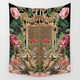 Pretty Kitty Wall Tapestry