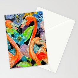 Flamingo lovin' Stationery Cards