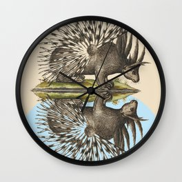 Who Are You Calling Porky? Wall Clock