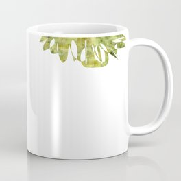 Strangely green Coffee Mug