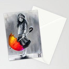 Umbrella Deux Stationery Cards