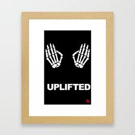 Uplifted Framed Art Print