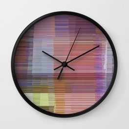 Abstract Composition 584 Wall Clock