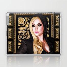 Mother Monster - Versace Laptop & iPad Skin