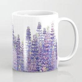 Just Lupine Coffee Mug
