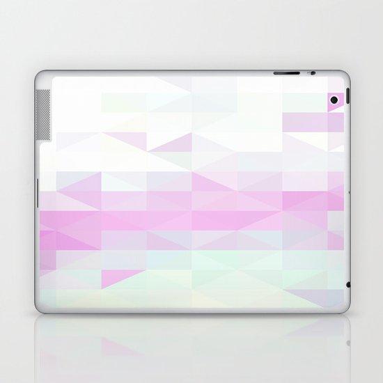 Pink Triangle Laptop & iPad Skin