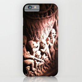 Strait is the Gate iPhone Case