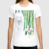 mononoke T-shirts featuring Princess Mononoke by youcoucou