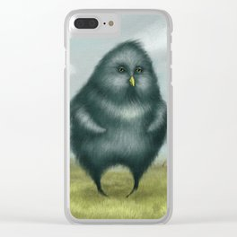 Young Bird Clear iPhone Case