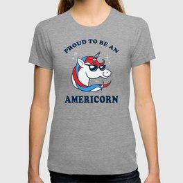 Proud To Be An Americorn T-shirt