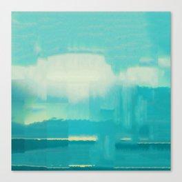 Creating A New Skyline Canvas Print