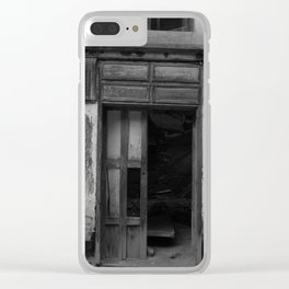 Real de Catorce Clear iPhone Case