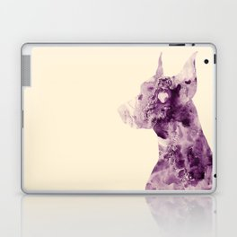 Doberman Sightings Laptop & iPad Skin