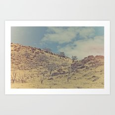 Destination Art Print