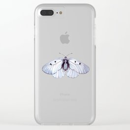 Earl Gray Clear iPhone Case