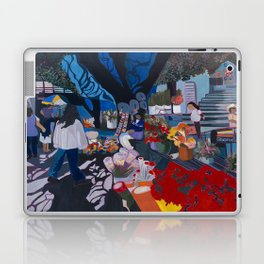 Mercado Laptop & iPad Skin
