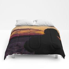BEDOUIN SUNSET II Comforters