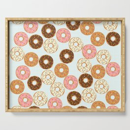 Cute Donuts Serving Tray