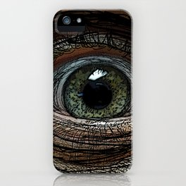 Linear Eye iPhone Case