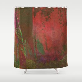 Lost in the Jungle - Yossi Ghinsberg Shower Curtain