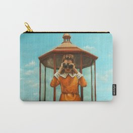 Moonrise kingdom inspired Suzy's super power Carry-All Pouch