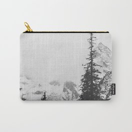 Forest under the Mountain Carry-All Pouch