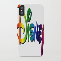 cartoon iPhone & iPod Cases featuring CARTOON by Acus