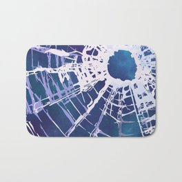 Shattered Galaxy Bath Mat