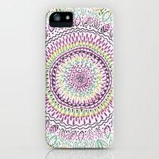 Intricate Spring Slim Case iPhone (5, 5s)
