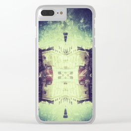 112 Clear iPhone Case