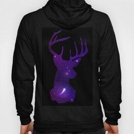 Space deer Hoody