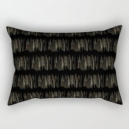 Night Fog Rectangular Pillow