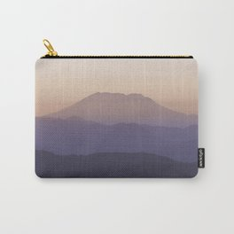 Layers to Mount St. Helens Carry-All Pouch