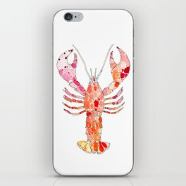 Lobster iPhone Skin