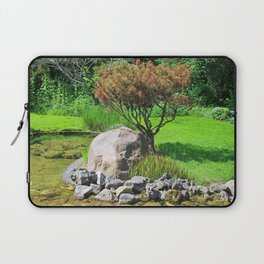 Working in Sync Laptop Sleeve