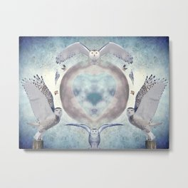 Whispers of my imagination Metal Print