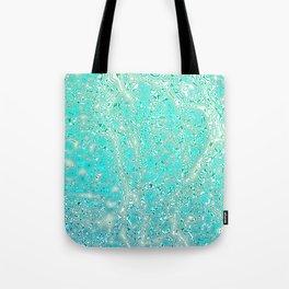Ocean Whirl Tote Bag