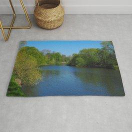 River Ouse near York Rug