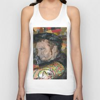 patrick Tank Tops featuring patrick by rAr : Art by Robyn Ashley Rosner