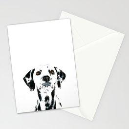 Dalmatian Dog Stationery Cards