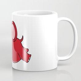 Plumpy Elephant Coffee Mug