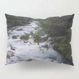 Nooksack River - Pacific Northwest Pillow Sham