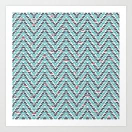 oleander series // no. 5 Art Print