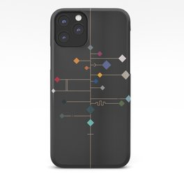 winter equinox iPhone Case