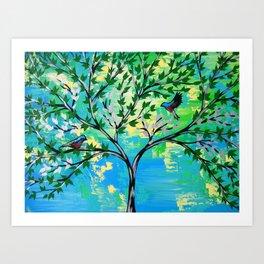 Love and Hope Art Print