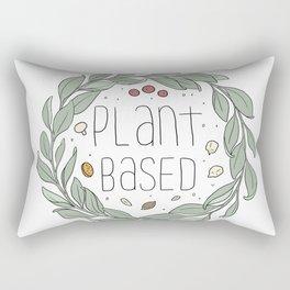 Plant Based Rectangular Pillow