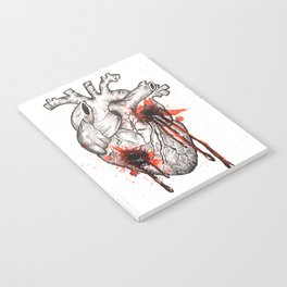 Bullet Shots Notebook