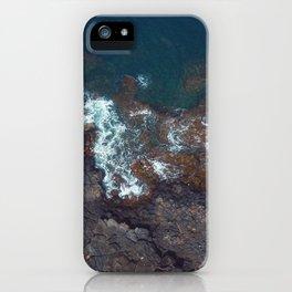 land/sea iPhone Case
